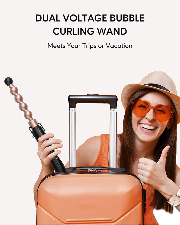 KIPOZI 216 Bubble Curling Wand
