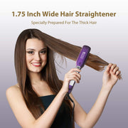 kipozi 139 purple flat iron