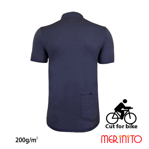 "Tricou barbatesc ""Cut for bike"" 200 g"