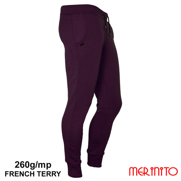 Pantaloni Jogger barbatesti French Terry 260g
