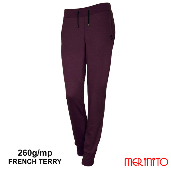 Pantaloni Jogger dama French Terry 260g
