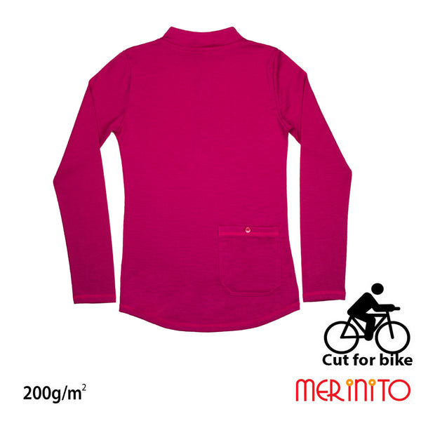 "Bluza dama ""Cut for bike"" 200 g"
