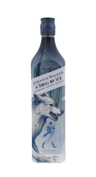 Johnnie Walker a Song of Ice Game of Thrones 70CL