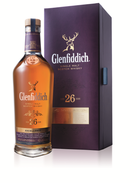 Glenfiddich Single Malt 26 years 70CL