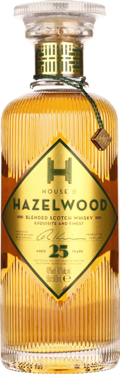Hazelwood 25 years 50cl - Aristo Spirits