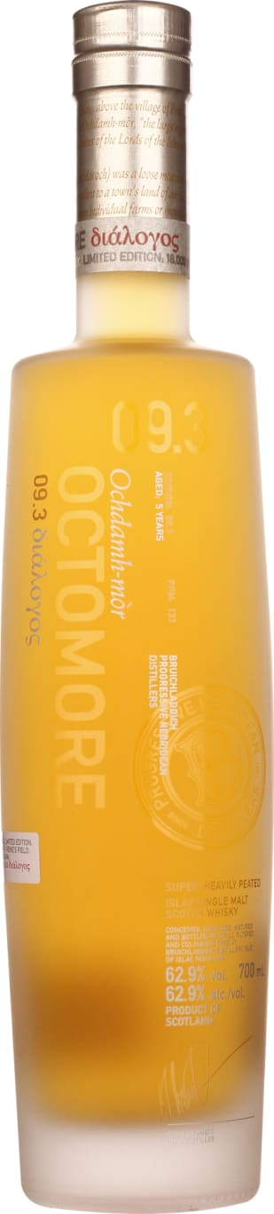 Octomore 9.3 5 years 70CL - Aristo Spirits