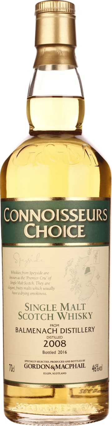 Gordon & MacPhail Balmenach 2008 Connoisseurs Choice 70CL - Aristo Spirits