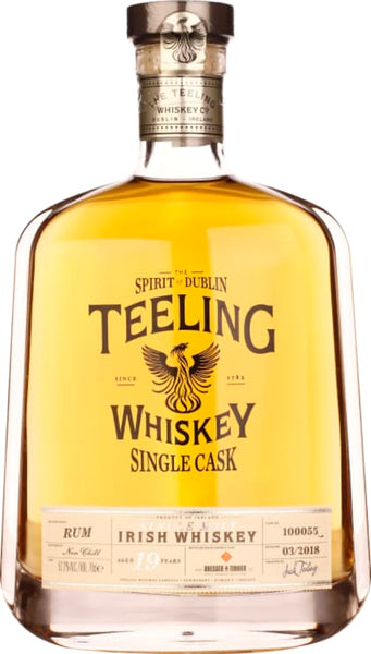 Teeling 19 years Single Cask B & T 70CL - Aristo Spirits
