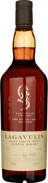 Lagavulin Distillers Edition 2002-2018 70CL - Aristo Spirits