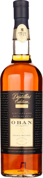 Oban Distillers Edition 2004-2018 70CL - Aristo Spirits