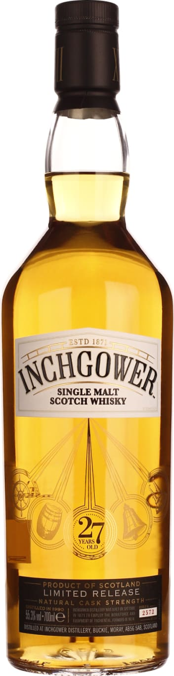 Inchgower 27 years Special Release 2018 70CL - Aristo Spirits