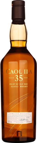 Caol Ila 35 years Special Release 2018 70CL - Aristo Spirits