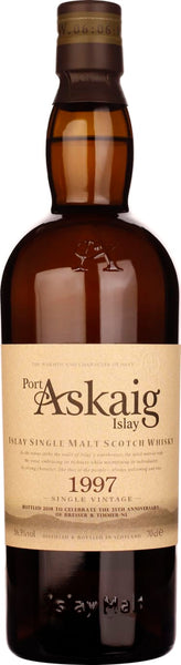 Port Askaig Single Vintage 1997 B & T 70CL - Aristo Spirits