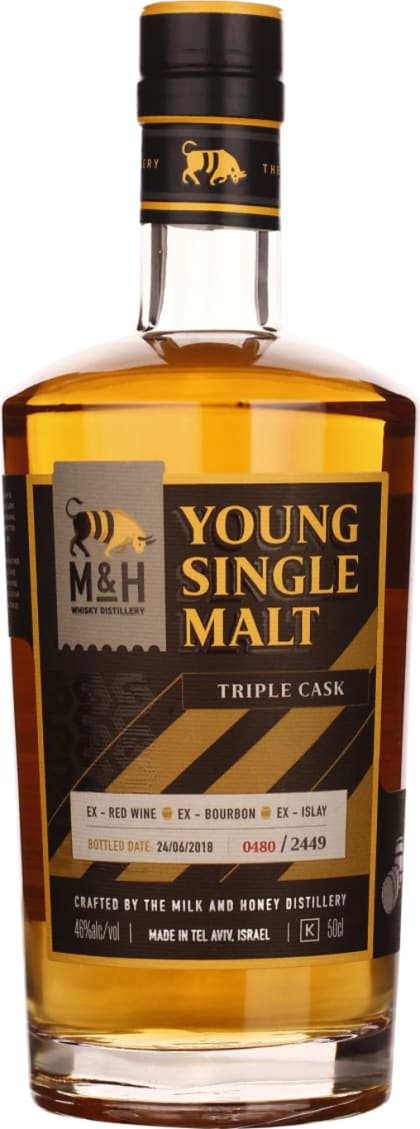 Milk & Honey Young Triple Cask 50cl - Aristo Spirits