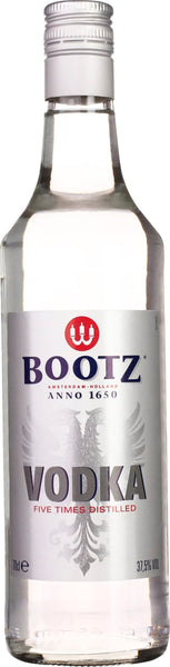 Bootz Vodka 70CL - Aristo Spirits