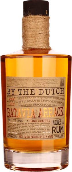 By The Dutch Batavia Arrack Rum 70CL - Aristo Spirits