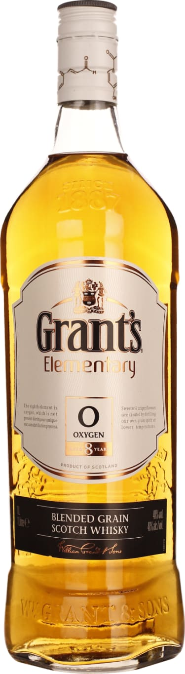 Grant Elementary's eight years Oxygen 1LTR - Aristo Spirits