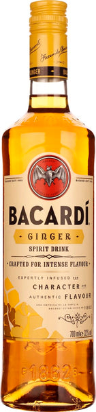 Bacardi Ginger 70CL - Aristo Spirits