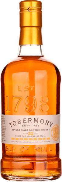 Tobermory 22 years Port Finish 70CL - Aristo Spirits