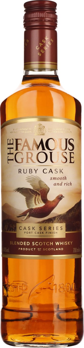 The Famous Grouse Ruby Cask 70CL - Aristo Spirits