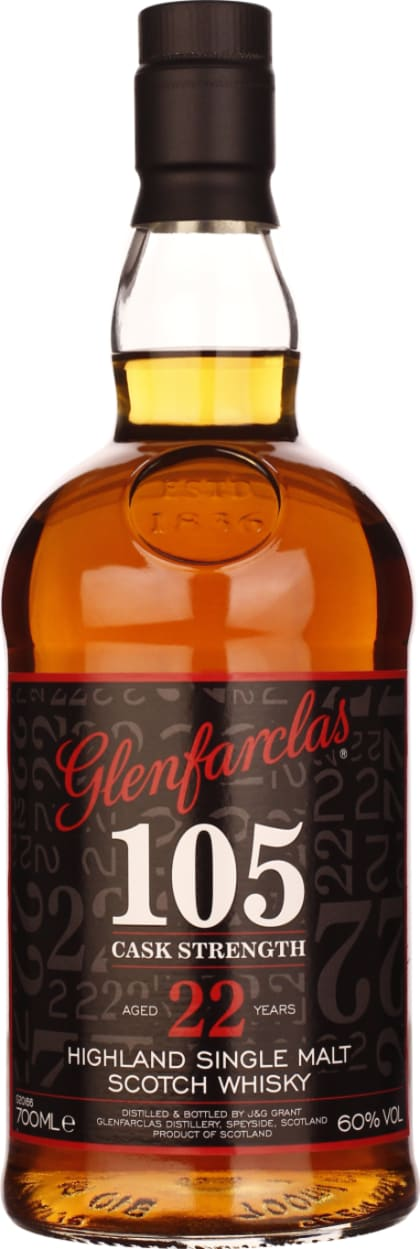 Glenfarclas 22 years 105 Single Malt 70CL - Aristo Spirits