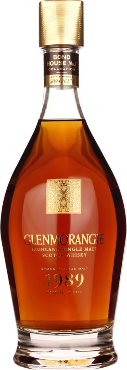 Glenmorangie Malt Grand Vintage 1989 70CL - Aristo Spirits