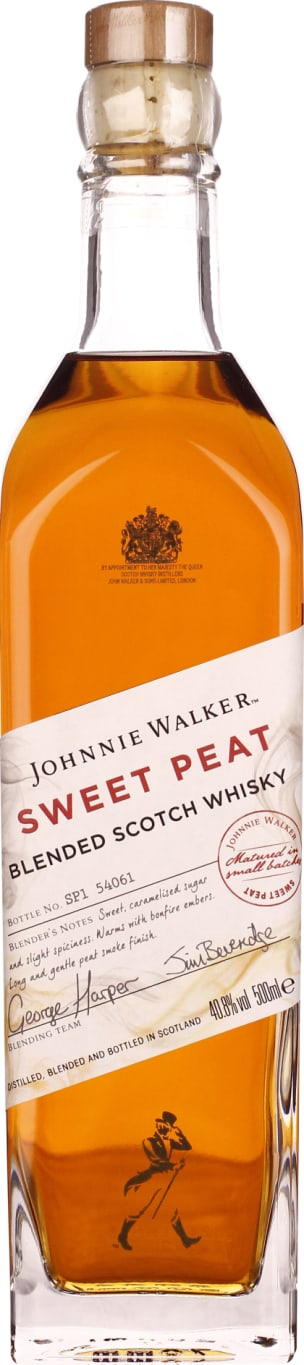 Johnnie Walker Sweet Peat Blenders Batch 50cl - Aristo Spirits