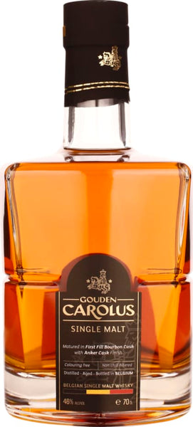 Gouden Carolus Single Malt 70CL - Aristo Spirits