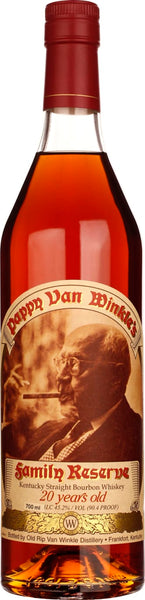 Pappy Van Winkle Family Reserve 20 years Bourbon 70CL - Aristo Spirits