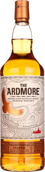 Ardmore distillery Traditional Peated 1LTR - Aristo Spirits