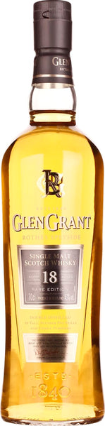 Glen Grant Single Malt 18 years 70CL - Aristo Spirits