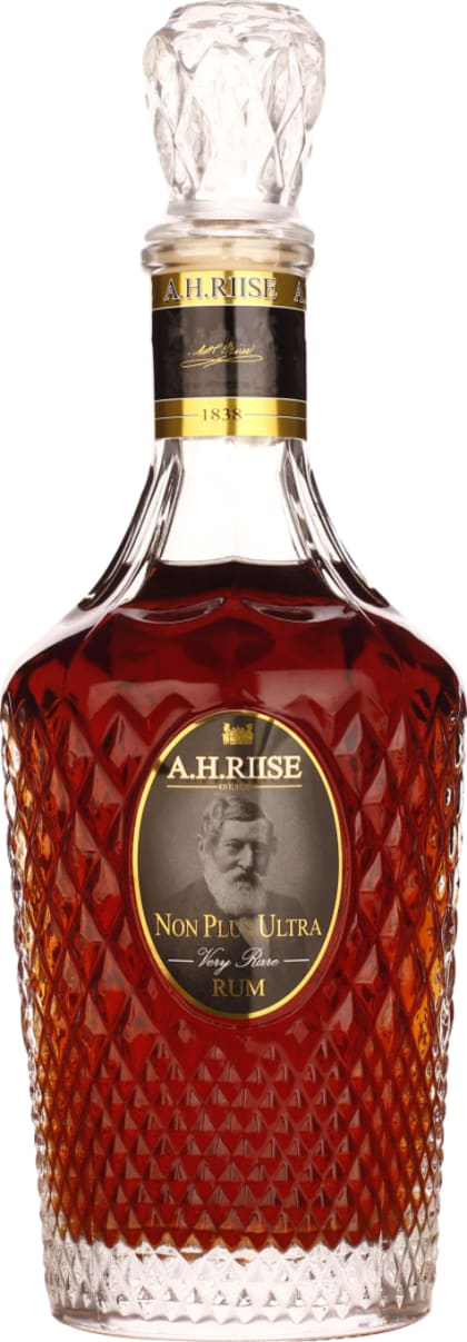 AH Riise Non Plus Ultra Very Rare Rum 70CL - Aristo Spirits