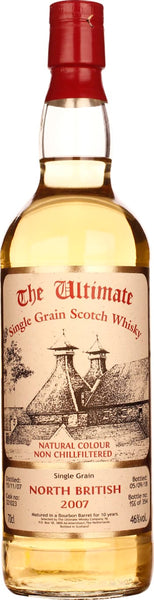 The Ultimate North British 2007 Single Grain 70CL - Aristo Spirits