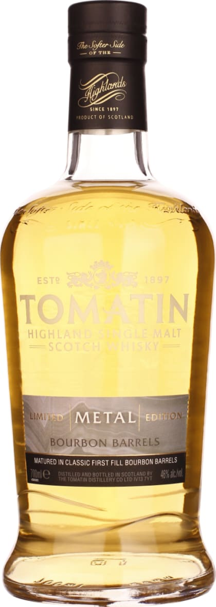 Tomatin Five Virtues Metal Limited Edition 70CL - Aristo Spirits