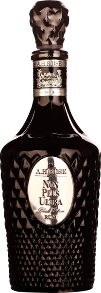 AH Riise Non Plus Ultra Black Edition Rum 70CL - Aristo Spirits