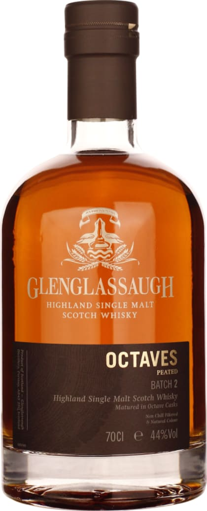 Glenglassaugh Octaves Peated 70CL - Aristo Spirits