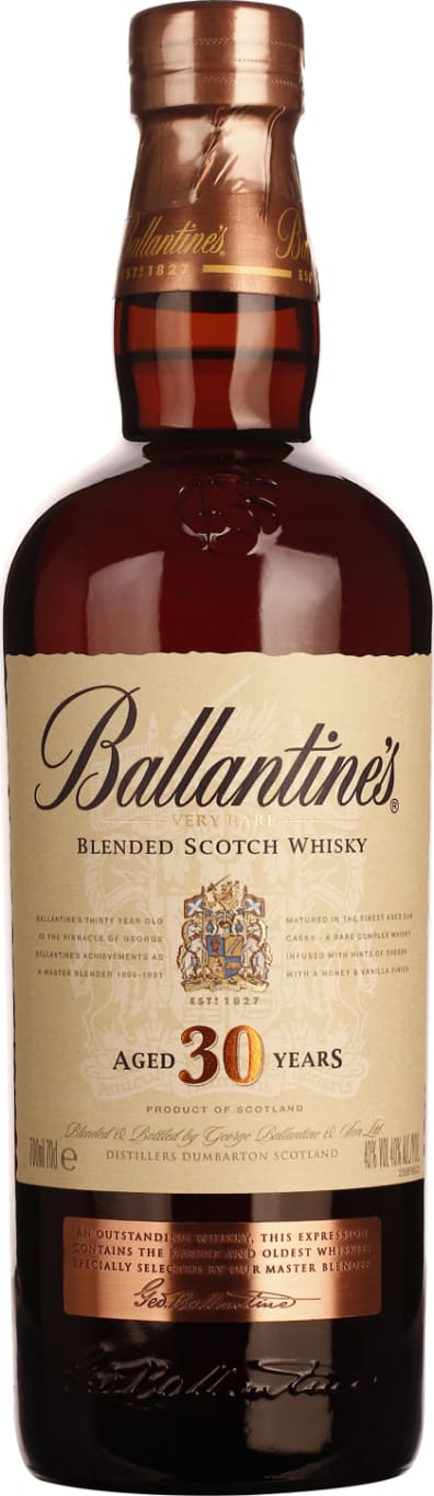 Ballantines 30 years 70CL - Aristo Spirits