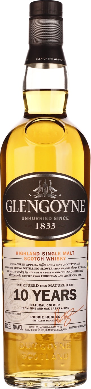 Glengoyne 10 years Jolomo Spring Edition 70CL - Aristo Spirits