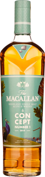 The Macallan Concept No.1 70CL - Aristo Spirits