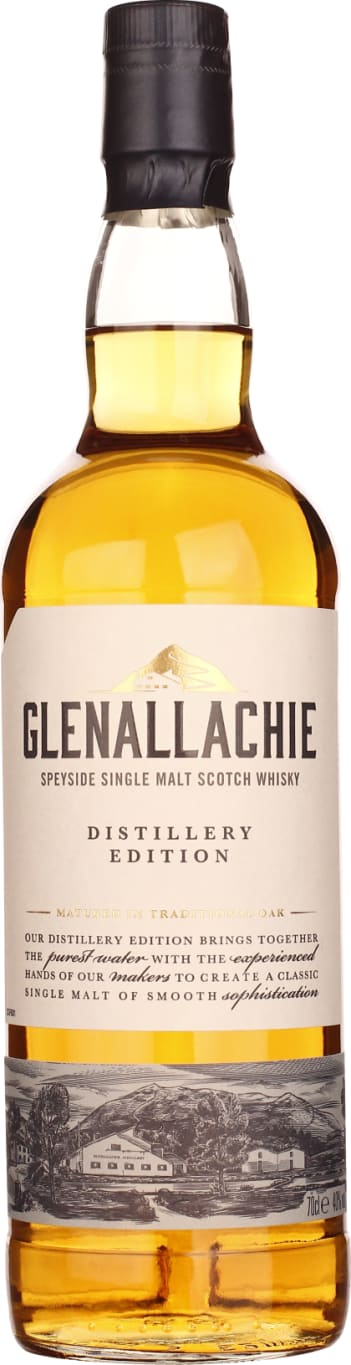 GlenAllachie Distillery Edition 70CL - Aristo Spirits