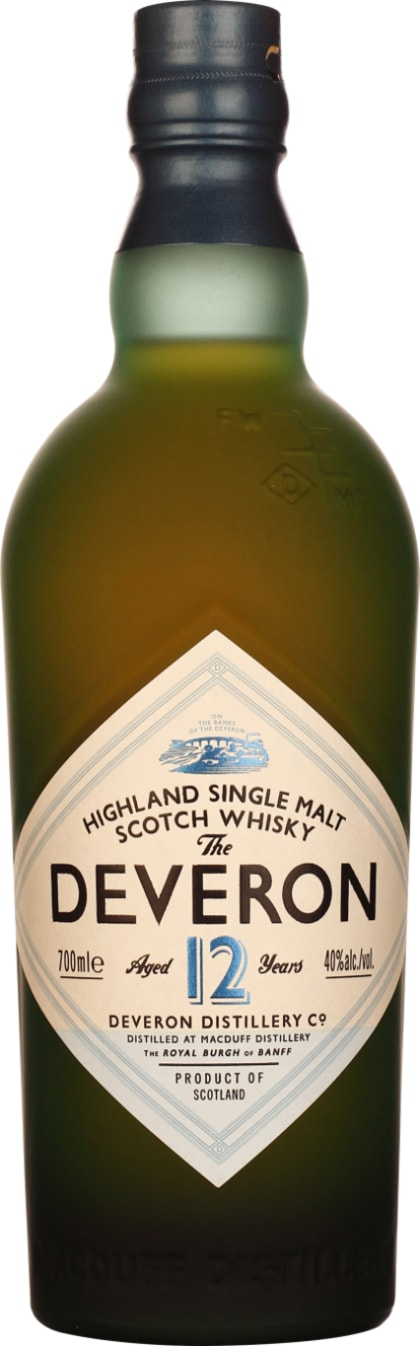 The Deveron Single Malt 12 years 70CL - Aristo Spirits