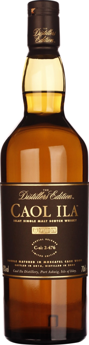 Caol Ila Distillers Edition 2004-2016 70CL - Aristo Spirits