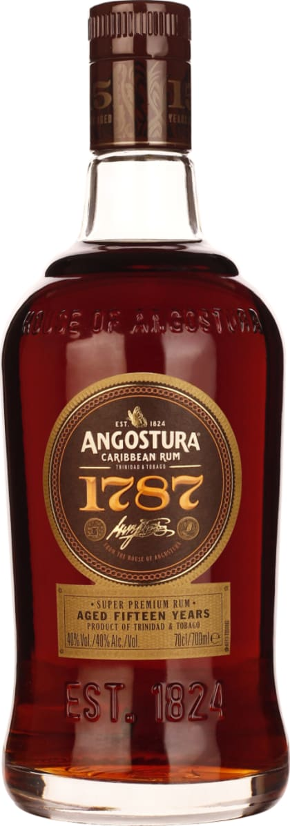 15 years Angostura 1787 Rum 70CL - Aristo Spirits