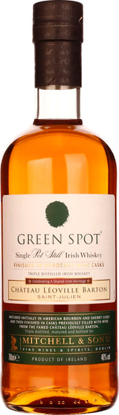 Mitchell & Son Green Spot Léoville Barton Wine Cask 70CL - Aristo Spirits