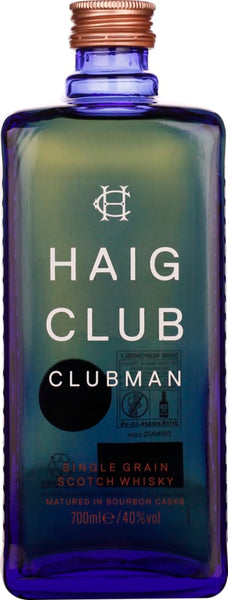 Haig Club Clubman Single Grain 70CL - Aristo Spirits