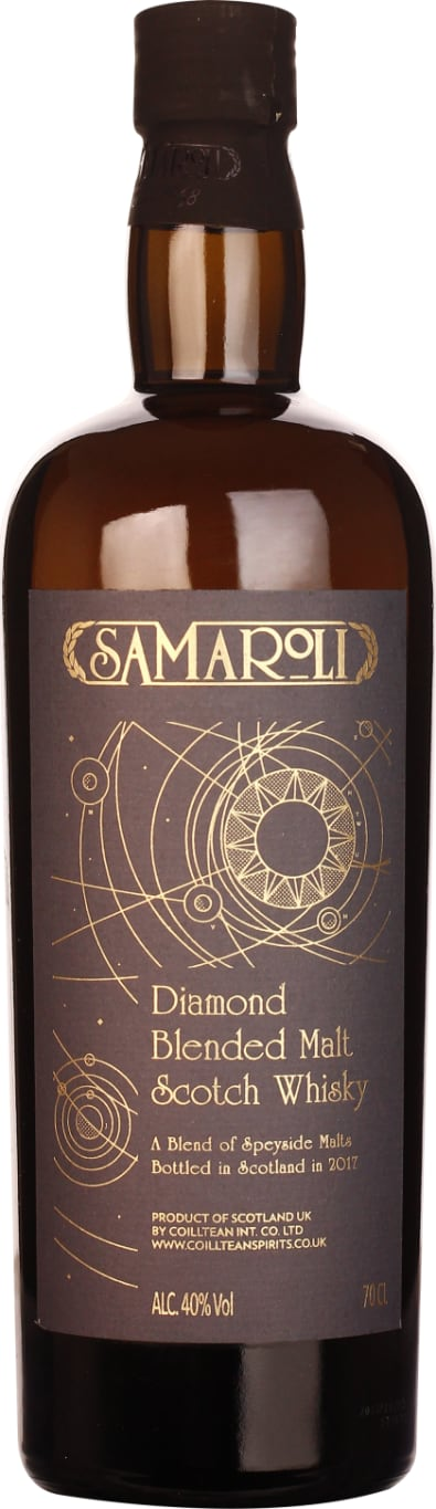Samaroli Diamond Blended Malt 70CL - Aristo Spirits