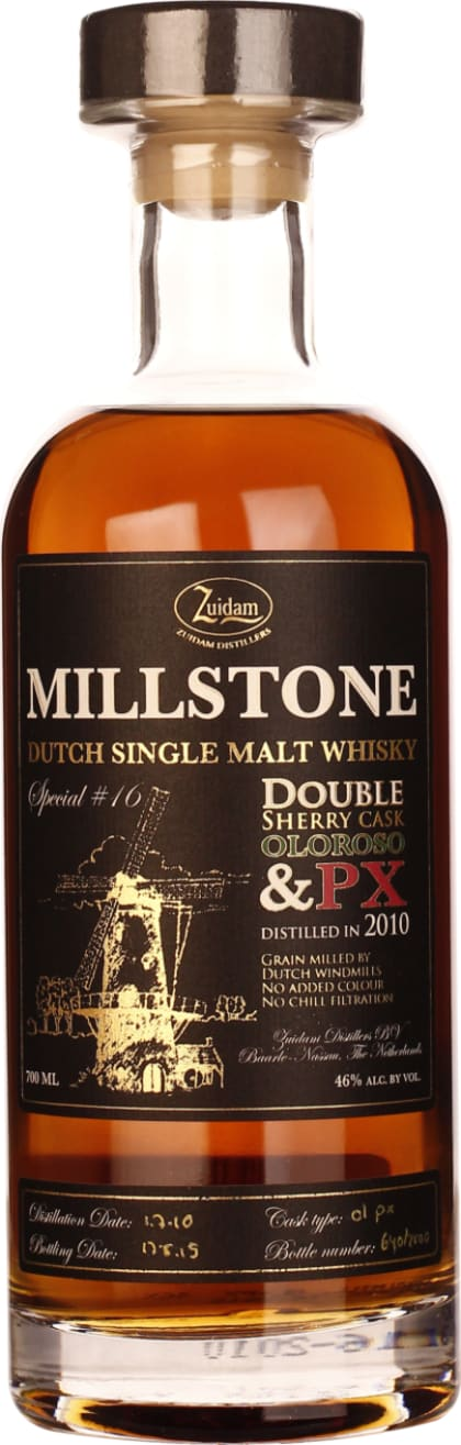 Millstone Special Nov 16 2010 Double Sherry Cask 70CL - Aristo Spirits