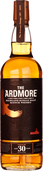 Ardmore Single Malt 30 years 70CL - Aristo Spirits