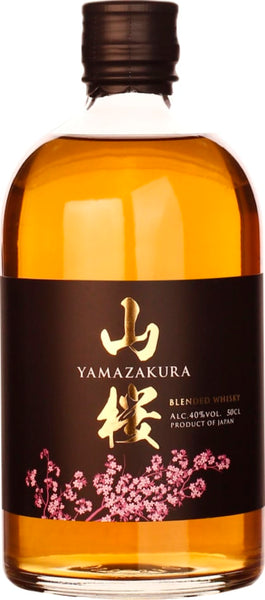 Yamazakura Blended Whiskey 50cl - Aristo Spirits