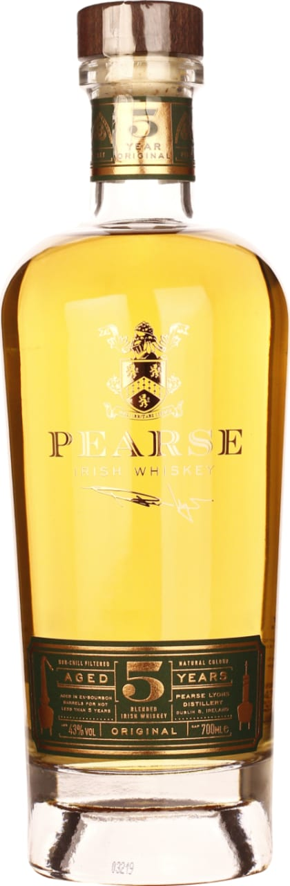 Pearse 5 years Original 70CL - Aristo Spirits